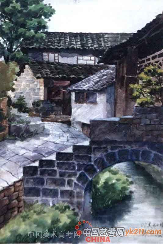 中国 载入/·上一篇文章:水粉风景