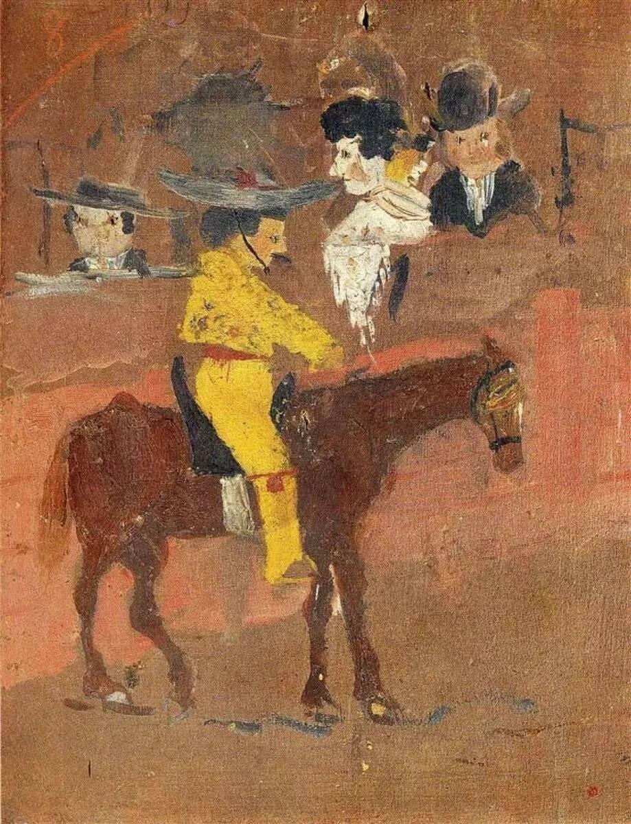 重庆画室:画坛巨匠童年作品,让你知道什么才是真的天赋?